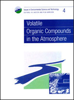 Volatile Organic Compounds in the Atmosphere