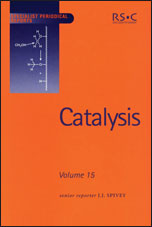Catalysis: Volume 15