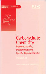 Carbohydrate Chemistry: Volume 31