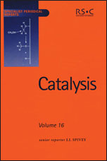 Catalysis: Volume 16