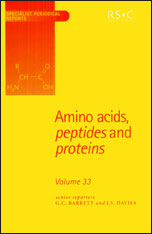 Amino Acids, Peptides and Proteins: Volume 33