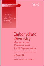 Carbohydrate Chemistry: Volume 34