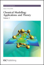 Chemical Modelling: Applications and Theory Volume 4