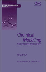 Chemical Modelling: Applications and Theory Volume 2