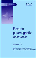 Electron Paramagnetic Resonance: Volume 17
