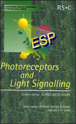 Photoreceptors and Light Signalling