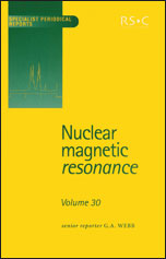 Nuclear Magnetic Resonance: Volume 30