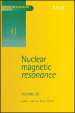 Nuclear Magnetic Resonance: Volume 33