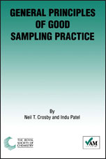 General Principles of Good Sampling Practice