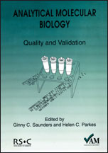 Analytical Molecular Biology: Quality and Validation