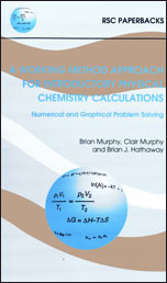 A Working Method Approach for Introductory Physical Chemistry Calculations