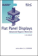 Flat Panel Displays: Advanced Organic Materials