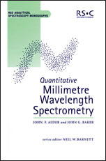Quantitative Millimetre Wavelength Spectrometry