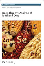 Trace Element Analysis of Food and Diet