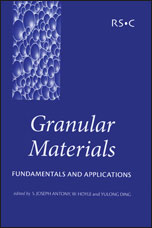 Granular Materials: Fundamentals and Applications