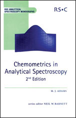 Chemometrics in Analytical Spectroscopy: Edition 2
