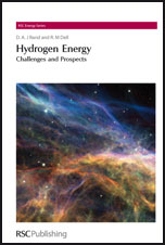 Hydrogen Energy: Challenges and Prospects