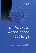 Additives in Water-Borne Coatings