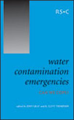 Water Contamination Emergencies: Can We Cope?