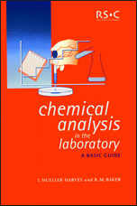 Chemical Analysis in the Laboratory: A Basic Guide