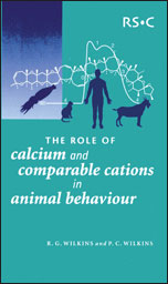 The Role of Calcium and Comparable Cations in Animal Behaviour