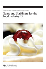 Gums and Stabilisers for the Food Industry 13