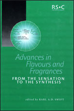 Advances in Flavours and Fragrances: From the Sensation To the Synthesis