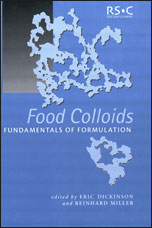 Food Colloids: Fundamentals of Formulation