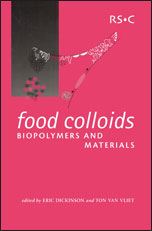 Food Colloids, Biopolymers and Materials