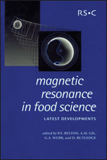 Magnetic Resonance in Food Science: Latest Developments