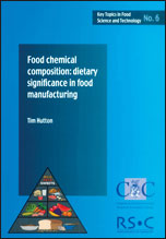 Food Chemical Composition: Dietary Significance in Food Manufacturing
