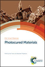 Book cover: Photocured Materials