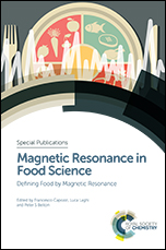 Magnetic Resonance in Food Science: Defining Food by Magnetic Resonance