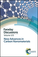 New Advances in Carbon Nanomaterials: Faraday Discussion 173