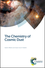 The Chemistry of Cosmic Dust
