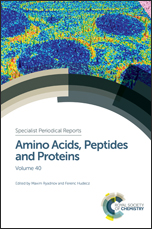 Amino Acids, Peptides and Proteins: Volume 40