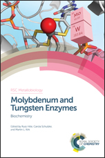 Molybdenum and Tungsten Enzymes: Biochemistry