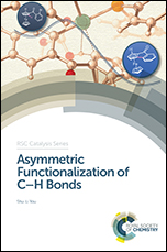 Asymmetric Functionalization of C-H Bonds