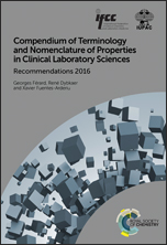 Compendium of Terminology and Nomenclature of Properties in Clinical Laboratory Sciences: Recommendations 2016