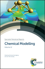 Chemical Modelling: Volume 12