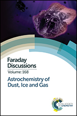 Astrochemistry of Dust, Ice and Gas: Faraday Discussion 168