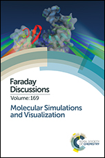 Molecular Simulations and Visualization: Faraday Discussion 169