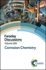 Corrosion Chemistry: Faraday Discussion 180
