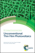 Unconventional Thin Film Photovoltaics