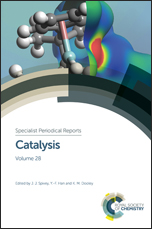Catalysis: Volume 28