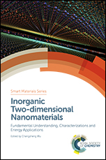 Inorganic Two-dimensional Nanomaterials: Fundamental Understanding, Characterizations and Energy Applications