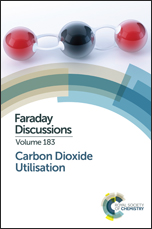 Carbon Dioxide Utilisation: Faraday Discussion 183