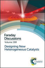 Designing New Heterogeneous Catalysts: Faraday Discussion 188