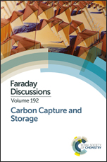 Carbon Capture and Storage: Faraday Discussion 192