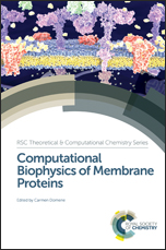 Computational Biophysics of Membrane Proteins